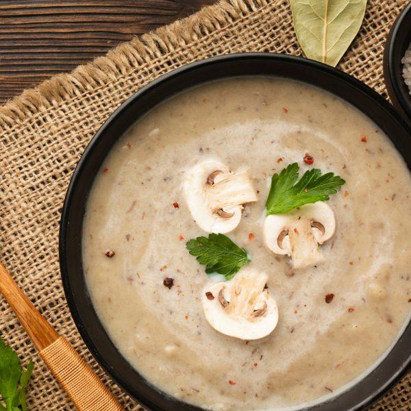 cream of mushroom soup-cream of creams